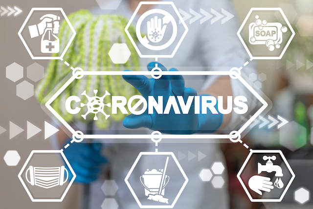 Coronavirus Disinfection NYC