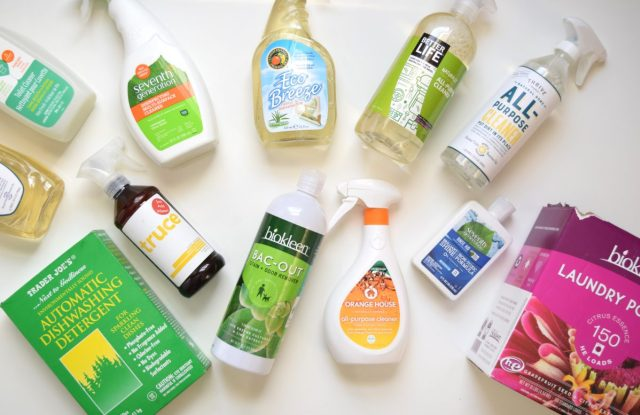 The Best Green Cleaning Products