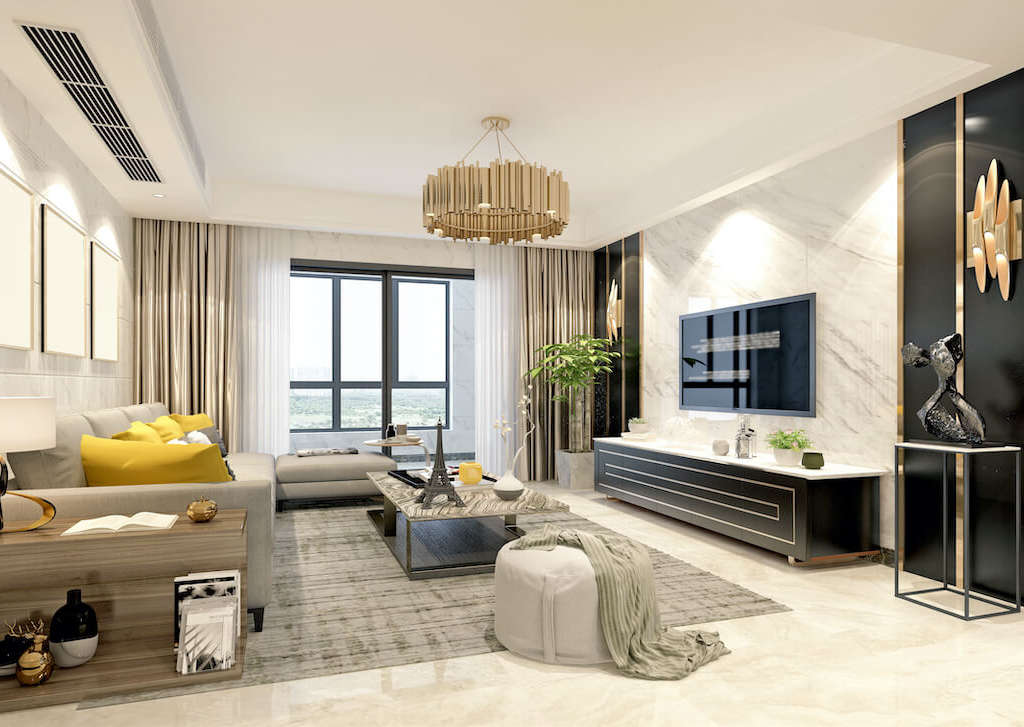 Professional Deep Cleaning Services in NYC Luxury Apartment